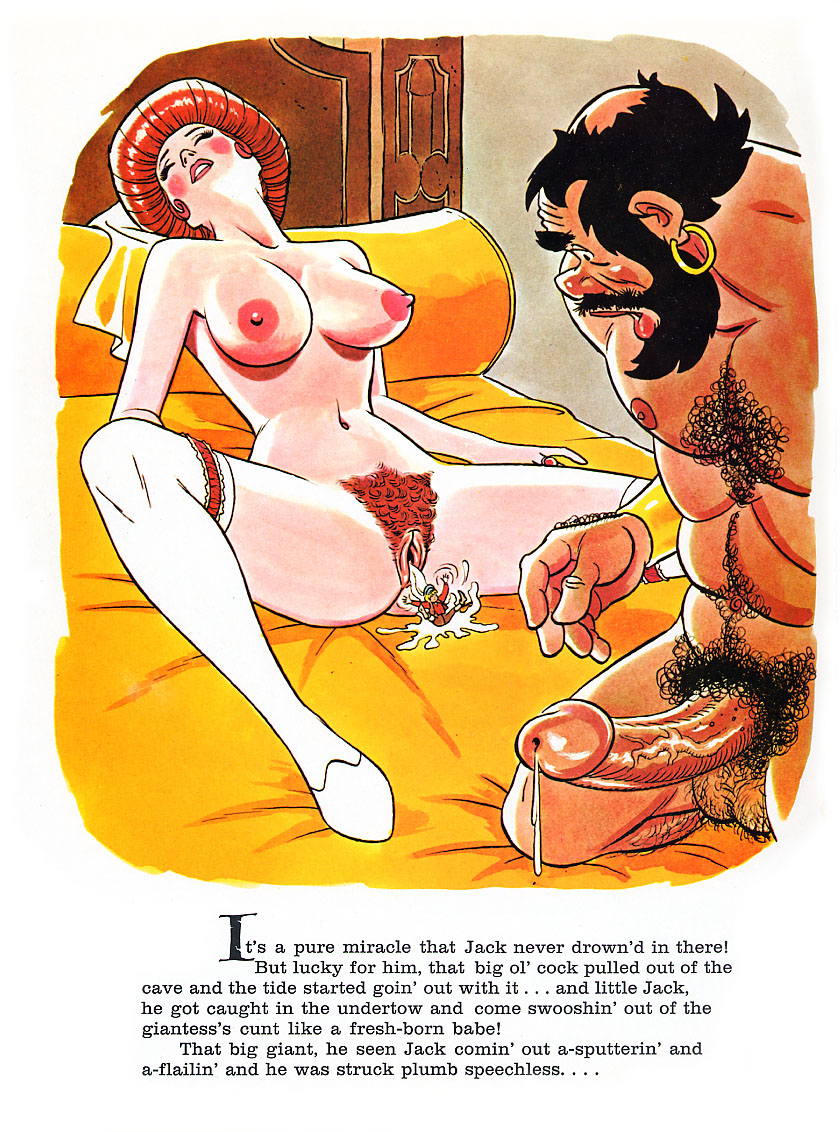 jack and the beanstalk cartoon porn